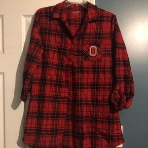 Ohio sleepwear